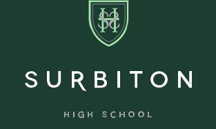 Surbiton High School Logo Green